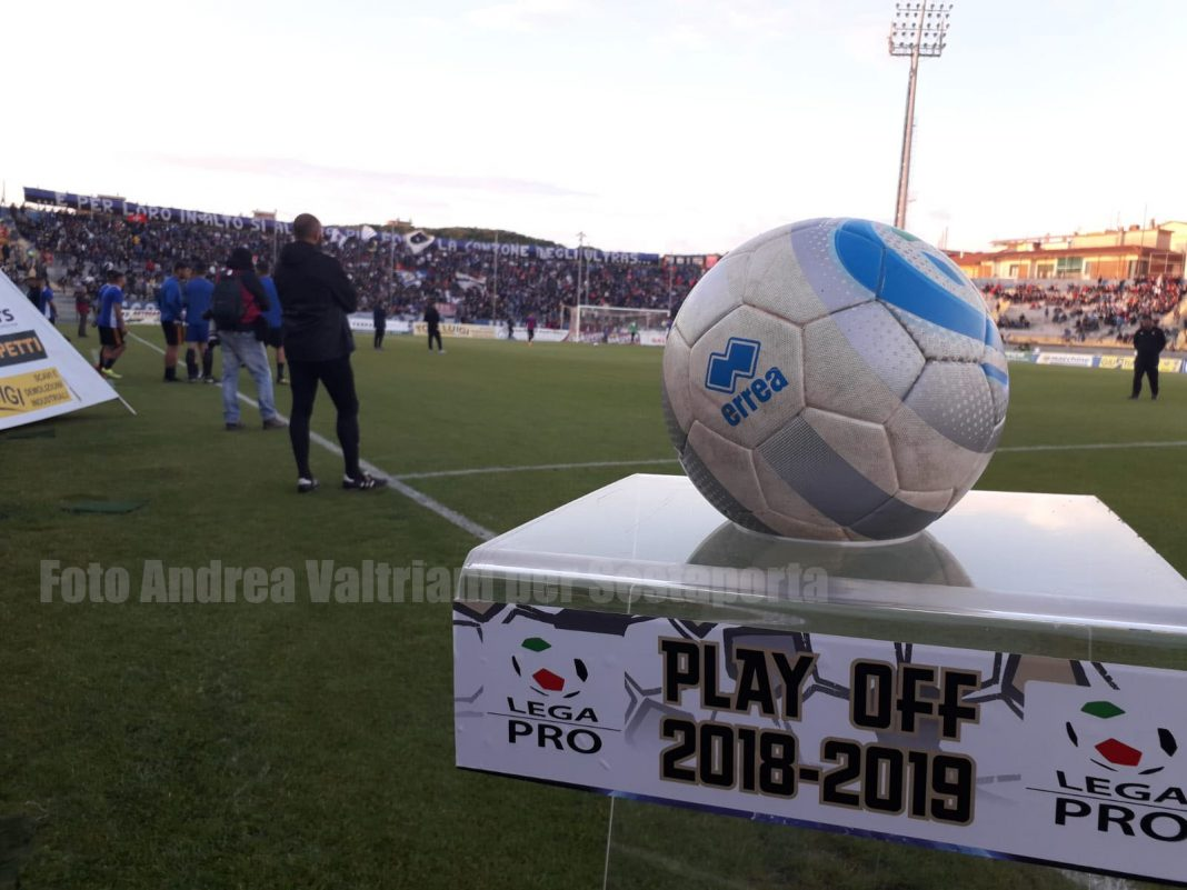Playoff Serie C, stabilite date e orari delle finali: Pisa-Triestina e Piacenza-Trapani per due posti in Serie B