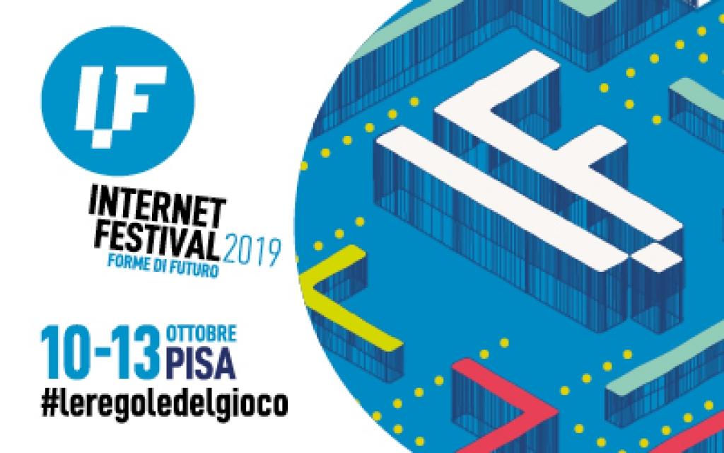 Risultati immagini per internet festival pisa